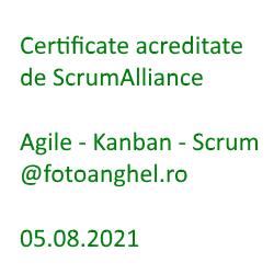 Agile - Kanban - Scrum